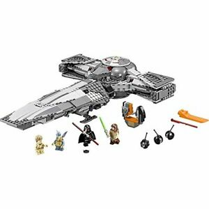 Lego Star Wars Sith Infiltrator 75096 Penetration Of The Lego Star Wars Cis [FS