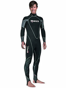 Mares Mens Coral 1mm Full Body Tropical Wetsuit