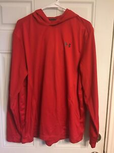 Men's Under Armour Cold Gear Loose Fit Long Sleeve Hoodie XL