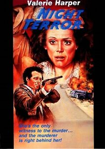 Night Terror aka Night Drive DVD 1977 TV movie Starring Valerie Harper