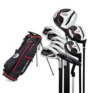 Founders Club Tour Tuned Men's Complete Golf Club Set with Stand Bag