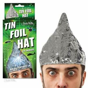 TIN FOIL HAT For Humans Archie McPhee