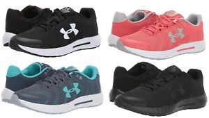NEW Under Armour Women's Athletic Sneakers Micro G Pursuit BP Running Shoes $69.95