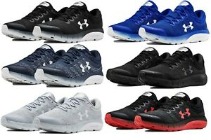 Under Armour Men's Athletic Sneakers UA Charged Bandit 5 Running Lace Up Shoes $71.16