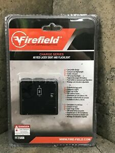 Firefield Charge Mini Red Laser Sight and Light Combo FF25008 180 Lumen Light