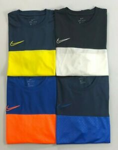 Men's Nike Soccer Standard Fit Polyester Dri Fit Dry Shirt