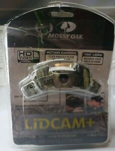 Lidcam LC-WF Digital Action Camera - Camouflage new open box. Sd card included.