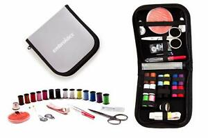 Sewing Kit Travel Mini Small Emergency Accessories Set Portable Basic Hand Home $9.45