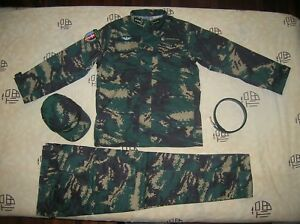 07#x27;s series China PLA Special Forces General Digital Camo Combat ClothingSet $167.03