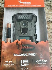 Wildgame Innovations CLOAK PRO 16MP 75FT. Brand New