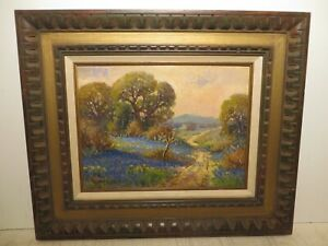 12x16 org. 1926 oil painting by Rolla Taylor of