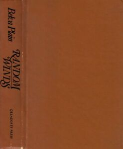 Random Winds by Belva Plain 1980 BC Hardcover Historical