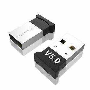USB Adapter Dongle For Bluetooth V5.0 PC PS4 Xbox Computer Receiver Laptop