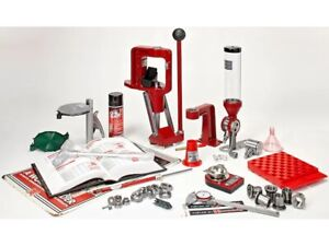 Hornady Lock-N-Load Classic Single Stage Press Deluxe Kit 085010 Ships Free