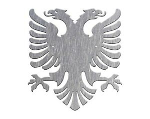 Albanian eagle large metal wall hanging art decor various colors sizes gift $44.95