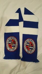 Reading FC Bar Scarf Officially Licensed