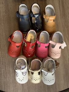 Angel Baby Shoes Maryjane Baby Shoes $25.00