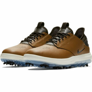 Nike Air Zoom Direct Golf Spikes - British TanBrown - 923965-200 - Size: 10.5