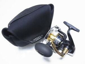 13 Shimano Stella SW 14000XG Saltwater Spinning Reel Very Good +