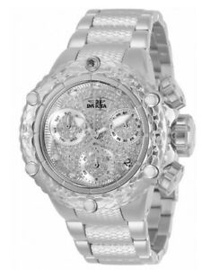 INVICTA 30157 SUBAQUA NOMA VI SWISS QUARTZ 42MM 0.83ctw Diamond Grail Piece