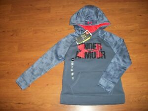 NWT girls youth Under Armour hoodie size YSM $20.70