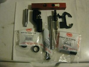 MEC 12 Ga. Mark V  DIE SET  600 Jr.  W 1  bar  parts 2 34