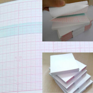 150pc Thermal Printer Record Paper for Fetal Doppler Monitor CMS800G F 100*112MM C $10.99