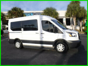 2018 Ford Transit-150 Wheelchair VAN 2018 Wheelchair VAN Used 3.7L V6 24V Automatic RWD Minivan/Van