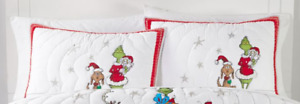 Pottery Barn Teen Grinch 2019 Brand New Sham. Sold Out.