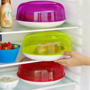 Microwave Plate Topper Cover Food Dish Steam Splatter Lid Kitchen Great Hono_