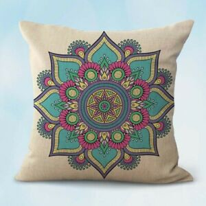 lotus flower mandala yoga meditation living room decoration decorative