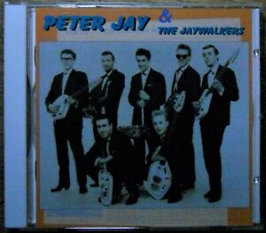 PETER JAY amp; THE JAYWALKERS 1994 Oxford Records GERMANY $20.00