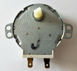 Synchronous Motor for Microwave Oven TYJ50-8A19 Turntable Turn Table