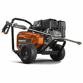 GENERAC® Commercial Belt Drive Gas Pressure Washer - 3800 PSI 3.2 GPM