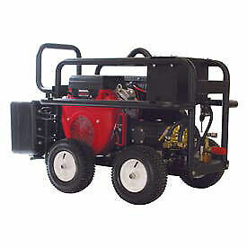 BE Pressure PE-5024HWEBCOM 5000 PSI Pressure Washer - 24HP Honda GX Engine