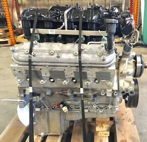 Trailblazer Envoy Ascender 9-7X Rainier 5.3L Engine 2007 2008  101K MILES