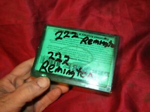 222 REMINGTON DIE SET USED EXCELLENT