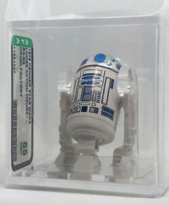 Kenner Star Wars R2-D2 Droid Factory AFA 85 loose NEW CASE STYLE WOW!!!