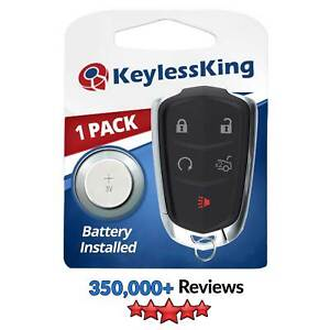 Fits HYQ2AB ATS CTS Cadillac Remote Fob Entry $24.97