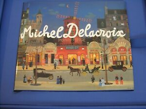 MICHEL DELACROIX PORTFOLIO WITH 3 SIGNED LITHOGRAPHS. NO: 317 500 $2100.00