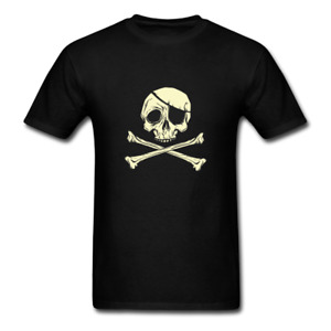 Pirate Skull Men's T Shirt