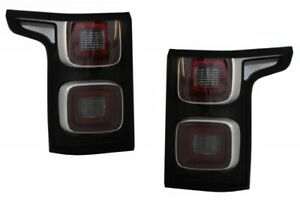 Full LED Tail rear lights for Range Rover Vogue L405 13-17 Facelift Design smoke