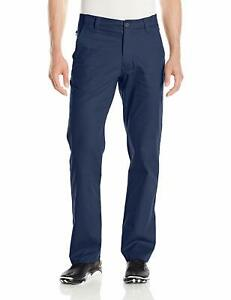 UNDER ARMOUR UA Performance Chino Stretch Pants 32 x30 NEW $80 Navy golf chinos $46.99