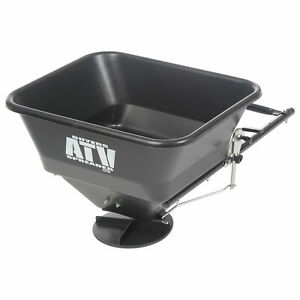 Buyers Products ATVS100 ATV All Terrian Vehicle Spreader 100 Lb. Capacity