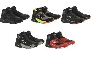 Alpinestars CR X Drystar Riding Shoes for Motorcycle Street Riding $199.95