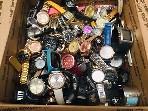 20Lbs Of Watches Comes In A Large If It Fits It Ships Box Different Makers 250