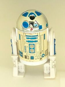 Vintage Star Wars POP UP R2-D2 Action Figure Original POTF LAST 17