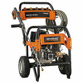GENERAC® Commercial Gas Pressure Washer - 4200 PSI 4 GPM 6565