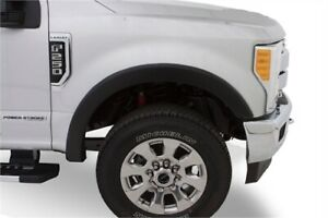 Bushwacker Body Gear 20944-6A OE Style Fender Flares 4 pc. Front Tire Coverage 0