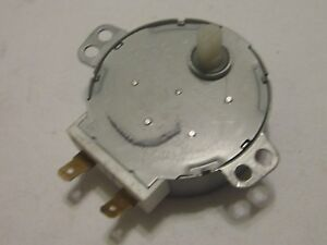 RIVAL Microwave Model EM720CWA-PM Turntable Motor 140415 or TYJ50-8A19